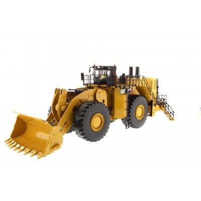 Diecast Masters 85505 - Caterpillar CAT 994K Wheel Loader - Rock Configuration Mining High Line - Scale 1:50