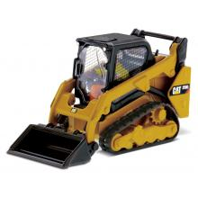 Diecast Masters 85526 - Caterpillar CAT 259D Compact Skid Steer Loader High Line Series - Scale 1:50