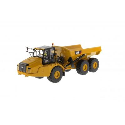 Diecast Masters 85528 - Caterpillar CAT 745 Articulated Dump Truck High Line Series - Scale 1:50