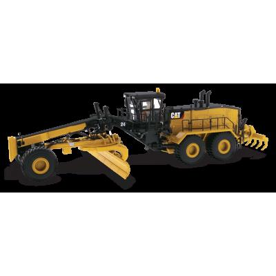 Diecast Masters 85552 - Caterpillar  CAT 24 Motor Grader Next Gen High Line Series - Scale 1:50