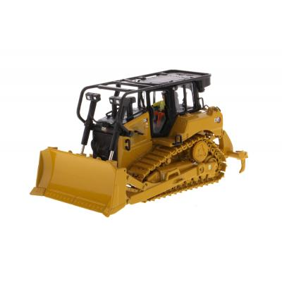 Diecast Masters 85553 - Caterpillar Cat D6 T XL SU Track-Type Tractor Dozer High Line - Scale 1:50