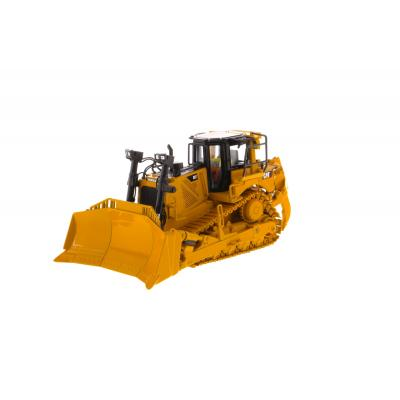 Diecast Masters 85566 - CAT Caterpillar D8T Track-Type Tractor with 8U Blade - High Line Series - Scale 1:50