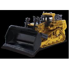 Diecast Masters 85567 - Caterpillar CAT D11T CD Carrydozer Track Type Tractor Dozer High Line - Scale 1:50