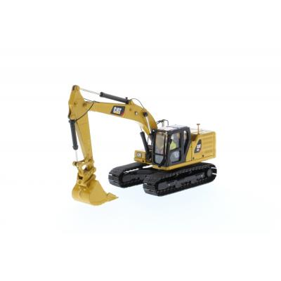 Diecast Masters 85571 - CAT Caterpillar 323 Hydraulic Excavator - Next Generation Design - Scale 1:50