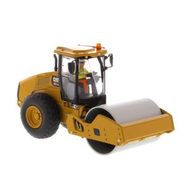 Diecast Masters 85589 - CAT Caterpillar CS11 GC Vibratory Soil Compactor High line Series - Scale 1:50