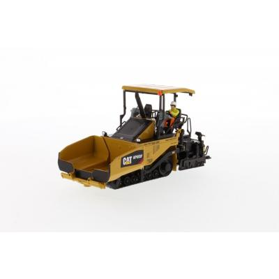 Diecast Masters 85590 - CAT Caterpillar AP655F Tracked Asphalt Paver High line Series - Scale 1:50