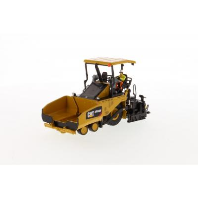 Diecast Masters 85591 - CAT Caterpillar AP600F Wheeled Asphalt Paver High line Series - Scale 1:50