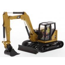 Diecast Masters 85592 - Caterpillar CAT 309 Mini Hydraulic Tracked Excavator High Line - Scale 1:50