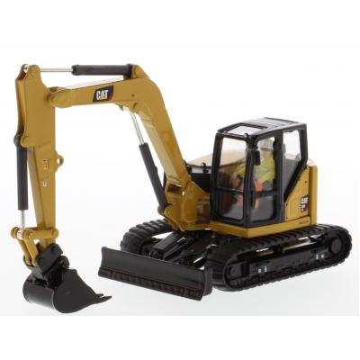 Diecast Masters 85592 - Caterpillar CAT 309 Mini Hydraulic Tracked Excavator High Line - Scale 1:50