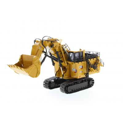 Diecast Masters 85650 - Caterpillar CAT 6060FS Hydraulic Front Shovel Mining Excavator Highline Series - Scale 1:87