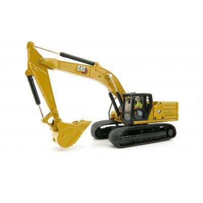 Diecast Masters 85658 - CAT Caterpillar 336 Next Generation Mod HEX Hydraulic Excavator New 2021 - Scale 1:87