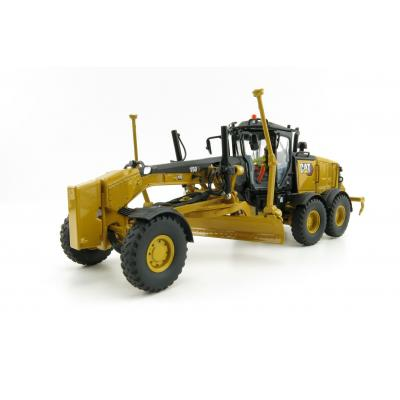 Diecast Masters 85667 - Caterpillar Cat Diecast 150 Motor Grader High Line - Scale 1:50