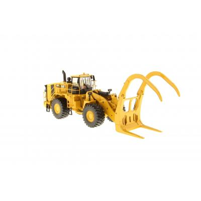 Diecast Masters 85917 - Caterpillar CAT 988K Four Wheel Loader with Grapple High Line - Scale 1:50