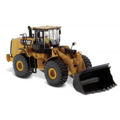 Diecast Masters 85928 - Caterpillar CAT 966M Four Wheel Loader High Line - Scale 1:50