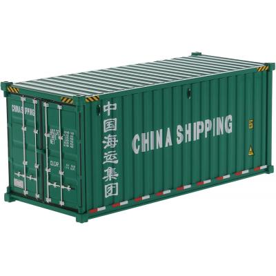 Diecast Masters 91025C - 20 ft Dry Sea Shipping Container China Shipping - Scale 1:50