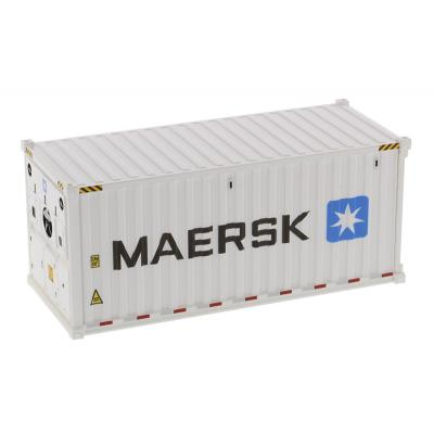 Diecast Masters 91026B - 20 ft Refrigerated Shipping Container MAERSK - Scale 1:50