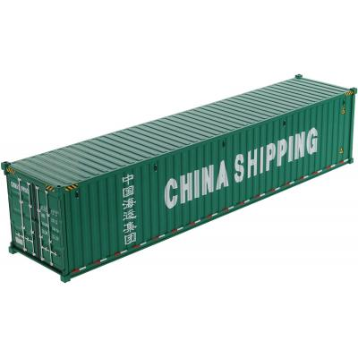 Diecast Masters 91027C - 40 ft Dry Sea Shipping Container China Shipping - Scale 1:50