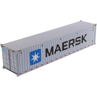 Diecast Masters 91027E - 40 ft Dry Sea Shipping Container MAERSK - Scale 1:50
