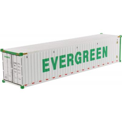 Diecast Masters 91028A - 40 ft Refrigerated Shipping Container EverGreen - Scale 1:50