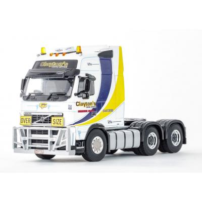 Drake Z01415 Australian Volvo FH3 Globetrotter XXL Claytons Towing Sunshine Coast - Scale 1:50