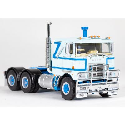 Drake Z01501 - MACK F700 6x4 Prime Mover Light Blue McAleese Style - Scale 1:50