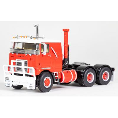 Drake Z01506 - MACK F700 6x4 Prime Mover Orange - Scale 1:50