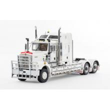 Drake Collectibles Z01523 - Australian Kenworth C509 Prime Mover White and Black - Scale 1:50