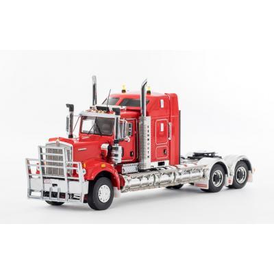 Drake Z01497 - Australian Kenworth C509 Prime Mover Red - Scale 1:50