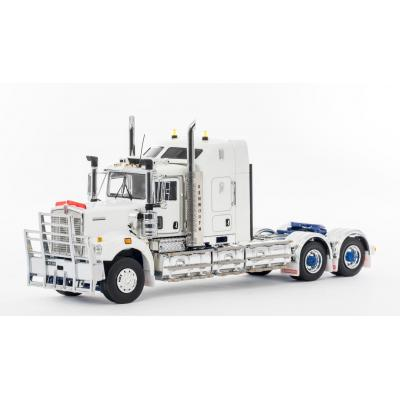 Drake Z01520 - Australian Kenworth C509 Prime Mover White Blue Chassis - Scale 1:50