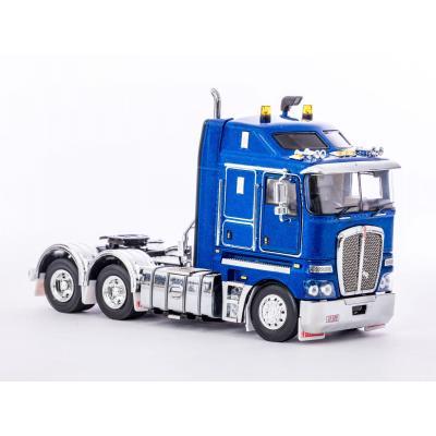Drake Z01545 AUSTRALIAN KENWORTH K200 PRIME MOVER TRUCK 2.3 Cabin Metallic Blue  - Scale 1:50