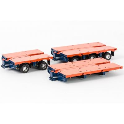 Drake ZT09069A AUSTRALIAN Heavy Haulage 7x8 Steerable Trailer 2x8 3x8 Clip Trailer Accessory Kit Drale Trailers QLD - Scale 1:50