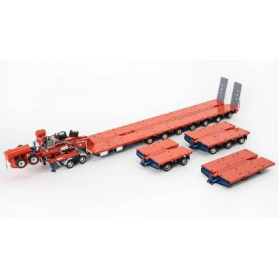 Drake ZT09069AB AUSTRALIAN Heavy Haulage Drake 7x8 Steerable Trailer with 2x8 Dolly & Accessory Set Drake Trailer QLD - Scale 1:50
