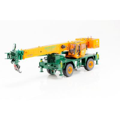 Drake ZTOS002 AUSTRALIAN GROVE RT540E WALTER WRIGHT CRANES McAleesee Two Axle Crane Scale 1:50