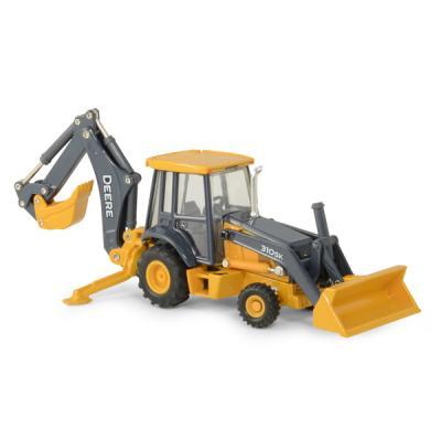 ERTL 45456 John Deere 310SK Construction Backhoe Loader  - Scale 1:50