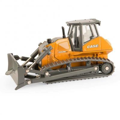 Ertl 14914 - Case Construction 2050M XLT Crawler Bulldozer - Scale 1:50