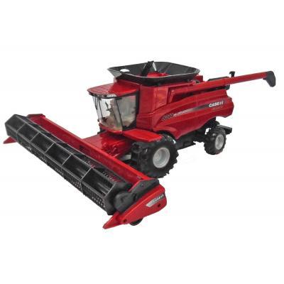 Ertl 14943 - Case IH Axial-Flow Harvester 8240 Combine Harvester - Scale 1:32