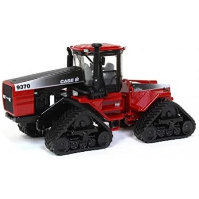 Ertl 44150 - Case IH 9380 Muddy or 9370 Steiger Quadtrac Tractor, Authentics 9 - Scale 1:64