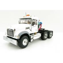 First Gear 50-3115C Mack Granite MP Day Cab 6x4 Prime Mover White Scale 1:50