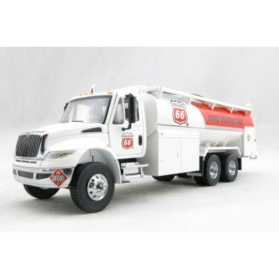 First Gear 50-3243 - International DuraStar Liquid Fuel Tanker Phillips 66 - Scale 1:50