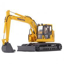 First Gear 50-3360 Komatsu PC138 USLC-11 Excavator Model Diecast Scale 1:50