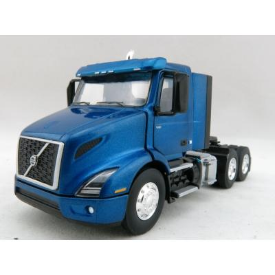 First Gear 50-3364 Volvo VNR 300 Day-Cab 6x4 Prime Mover Truck Blue Metallic 1:50 Scale
