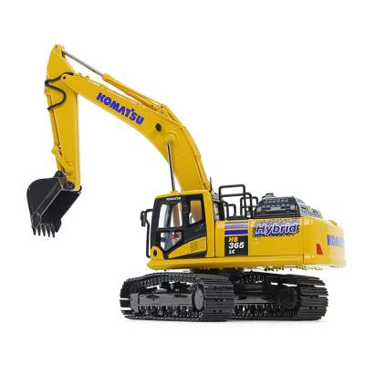 First Gear 50-3412 Komatsu HB365LC-3 Tracked Excavator Scale 1:50