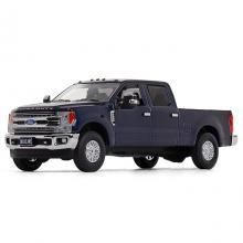 First Gear 50-3417 - Ford Super Duty F-250 Crew Cab Pickup in Blue Jeans - Scale 1:50