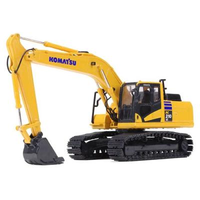 First Gear 60-0326 Komatsu PC210LC-11 Tracked Excavator - Scale 1:64