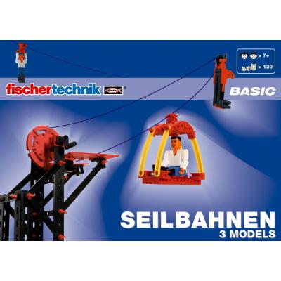 Fischertechnik 41859 - Basic Cable Cars