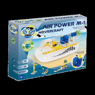 Gigo 7367 - Air Power M-1 Hovercraft