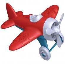 Green Toys - Airplane - Red