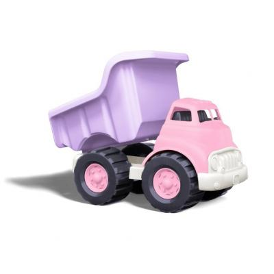 Green Toys - Dump Truck - Pink
