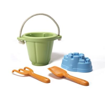 Green Toys - Sand Play Set 4 Pieces