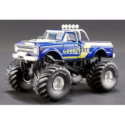 ACME - 1970 Chevrolet K-10 Monster Truck - Goodyear - Scale 1:64